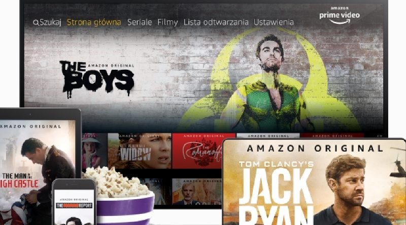 Wspólna oferta Amazon Prime Video i Play