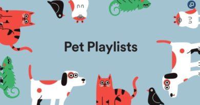 Stwórz playlistę dla swojego zwierzaka