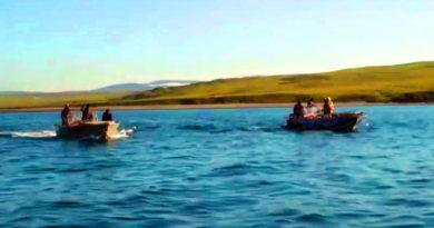 Wielorybnicy z Cieśniny Beringa na ARTE