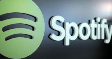 Przychody Spotify po pierwszym kwartale wzrosły o 22 procent