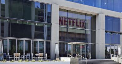 Netflix zdobywa coraz większa popularność. W Europie jest już drugą największa grupą mediową