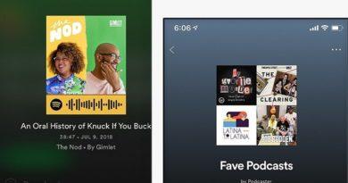 Tworzymy spersonalizowane playlisty podcastów w Spotify