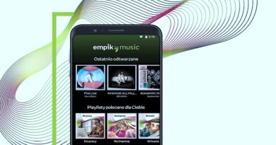 Rusza polska aplikacja streamingowa Empik Music