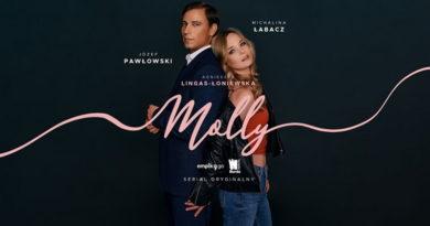 """Kradzieże, imprezy i zakazana miłość – nowy audio serial """"Molly"""" od Empik Go"""