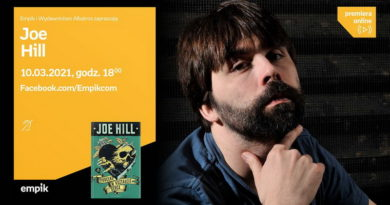 Empik #premieraonline Joe Hill