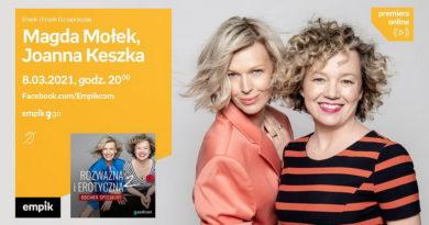 Empik #premieraonline Magda Mołek i Joanna Keszka