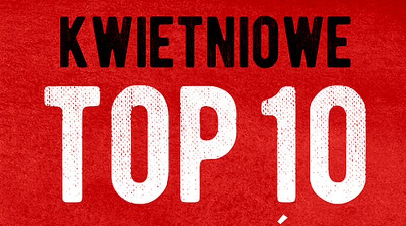 TOP 10 audiobooków i podcastów w aplikacji Empik Go w kwietniu