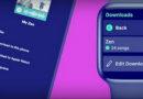 Spotify na Apple Watch z funkcją pobierania i odtwarzania w trybie offline
