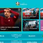 Aplikacja TVP Sport pojawiła się na systemach TIZEN oraz WebOS