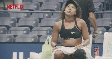 """Serial """"Naomi Osaka"""" pokazuje inną stronę gwiazdy tenisa"""