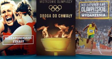 Olimpijska kolekcja dokumentalna w Playerze
