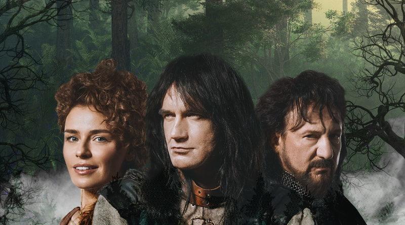 Daj się porwać wyobraźni do lasu Sherwood