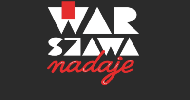 """Rusza nowy podcast """"Warszawa nadaje"""""""