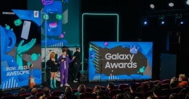 Największe talenty na TikToku nagrodzone podczas gali Galaxy Awards